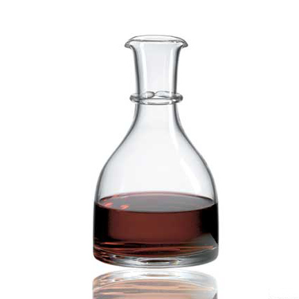 Ravenscroft Crystal Ring Decanter