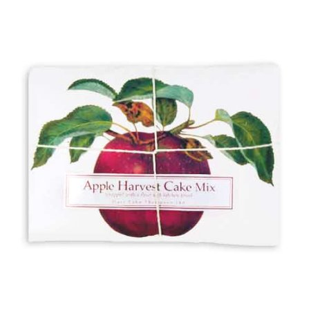 Apple Harvest Cake Mix & Towel