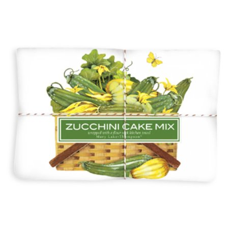 Zucchini Cake Mix & Towel Gift Set