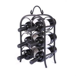 Wine Arch 6 Bottle Wine Rack
