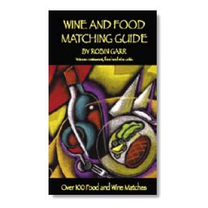 Wine and Food Matching Guide / Booklet