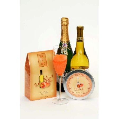Wine-A-Rita Peach Bellini