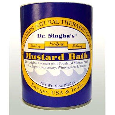 Dr Singha's Mustard Bath 8oz
