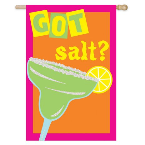 Got salt Party Flag
