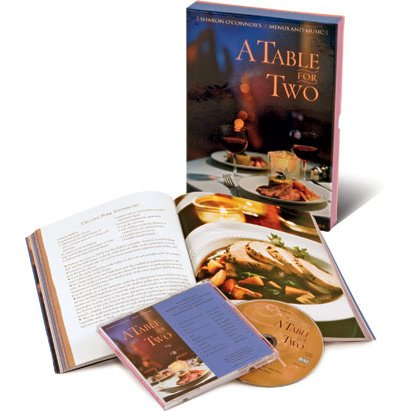 Menus and Music A Table for Two Recipes from Celebrated City Restaurants & Jazz