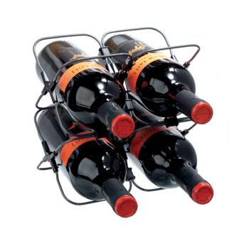 Metrokane Houdini™ Wine Rack