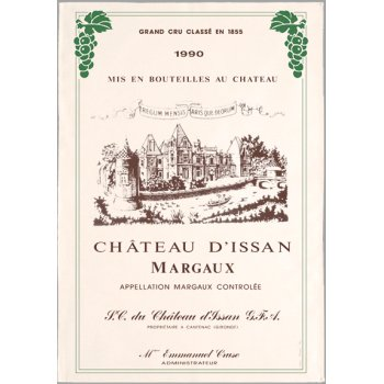 Chateau d'Issan Margaux French Wine Towel