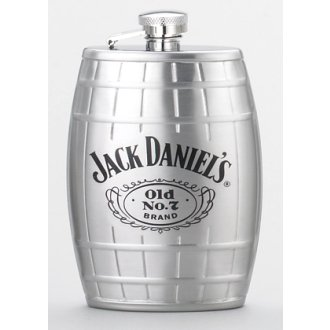 Jack Daniel's Barrel Flask