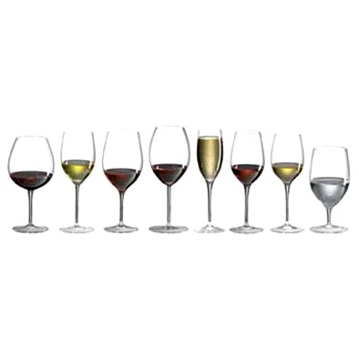 Ravenscroft Invisibles Wine Glasses