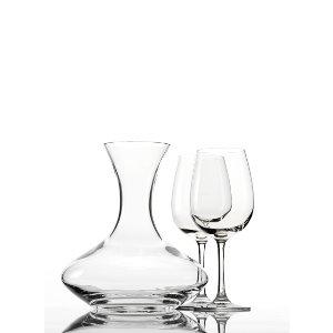 Weinland Gift Set: 27 oz. Decanter & 2 All Purpose Wine Glasses