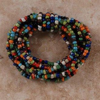 Knot Bracelet, Mixed Antique