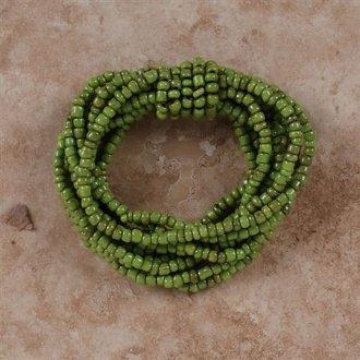 Knot Bracelet, Green
