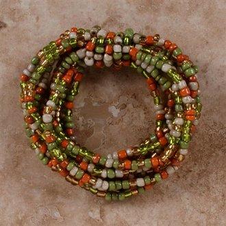 Knot Bracelet, Tropical