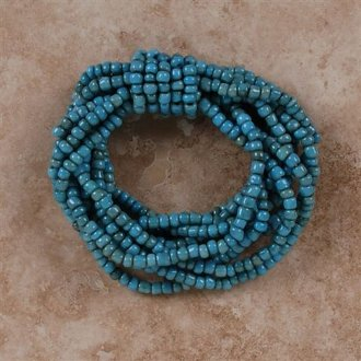 Knot Bracelet, Turquoise