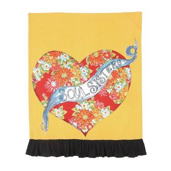 Soul Sister Kitchen Towel