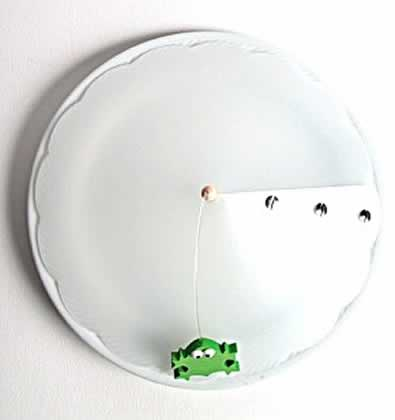 Frog Dish Cover
