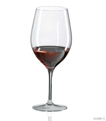 Ravenscroft Crystal Bordeaux Wine Glasses