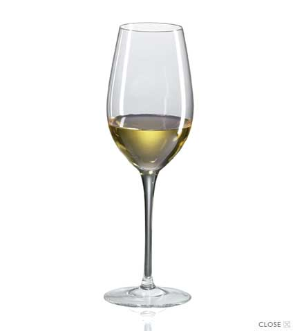 Riesling Grand Cru Ravenscroft Crystal Wine Glasses
