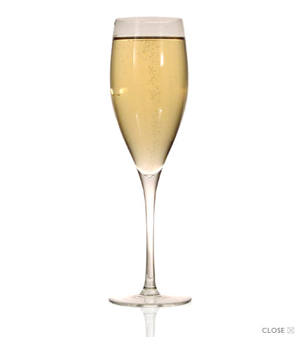 Ravenscroft Crystal Luxury Cuvee Champagne Glasses