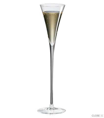 Champagne Flute Long Stem