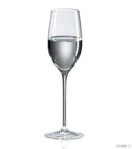 Sherry Crystal Wine Glasses