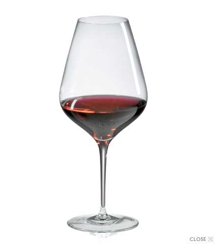 Amplifier Cabernet Wine Glasses