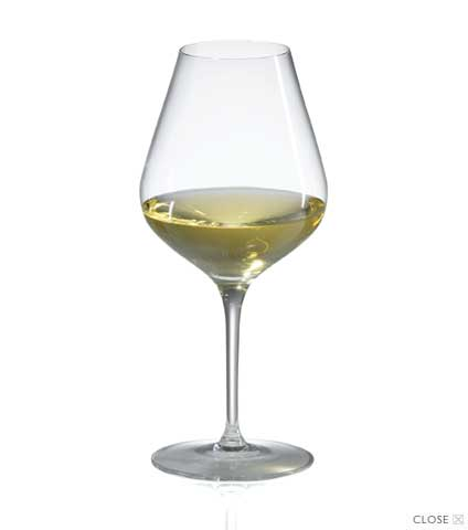 Amplifier Unoaked White Wine Glasses