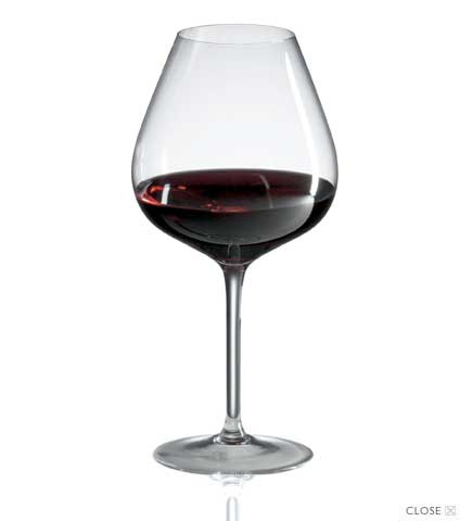 Amplifier Pinot Noir / Barolo Wine Glasses