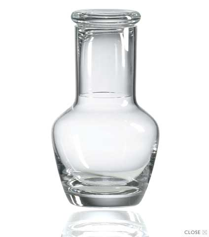 Waldorf Water Carafe with Glass (set of 2)