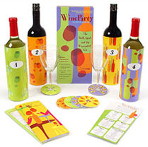 WineParty Wine Tasting Game