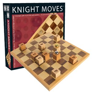 Knight Moves Strategy Game