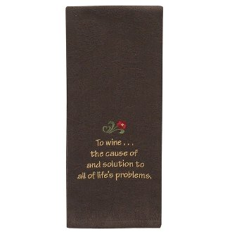 To Wine Towel