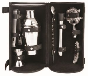 Barmaster's Pro Bar Travel 8 Piece Set