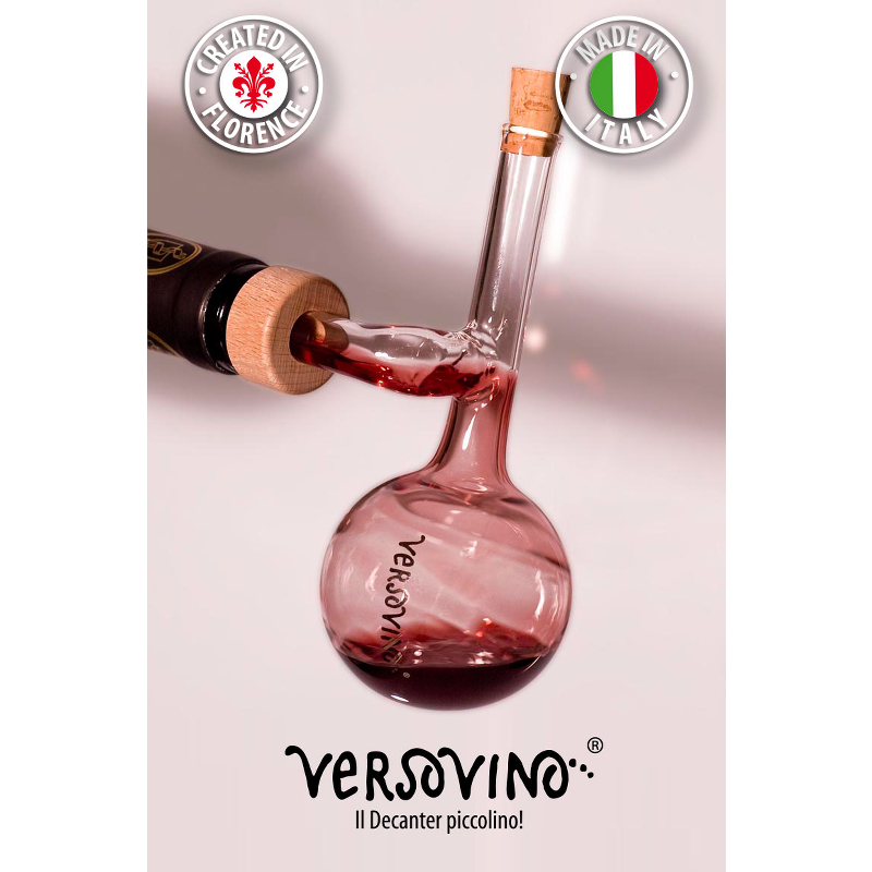 The Versovino Wine Decanting System