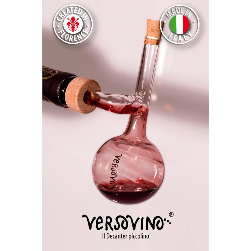 The Versovino Wine Decanting System
