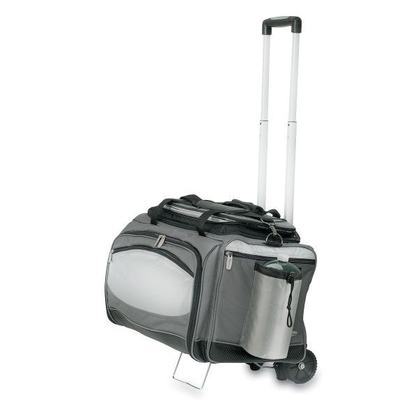 Vulcan Portable Gas Grill with Trolley