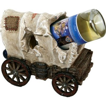 Wagon Wine Holder