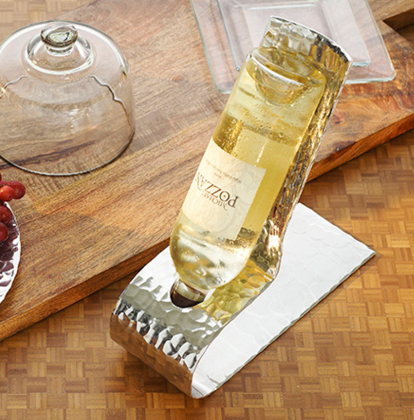 Waterfall Wine Bottle Holder