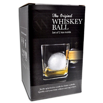 The Original Whiskey Ball Two Pack