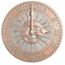 Sunface Clock