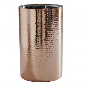 Wine Chiller Hammered Copper