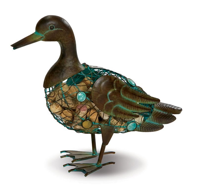 Cork Caddy Duck