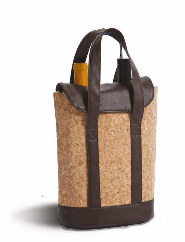 Cortica Double Bottle Carrier