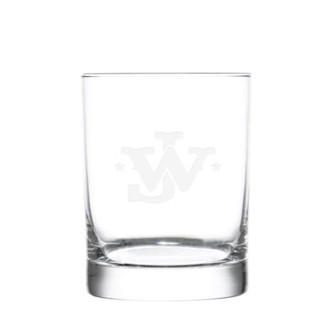 Etched John Wayne DOF Glasses (set of 4)