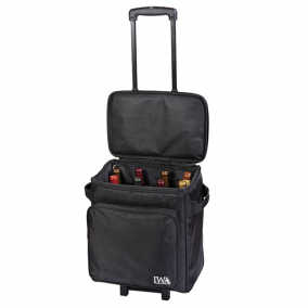 12 Bottle Wine Trolley Bag