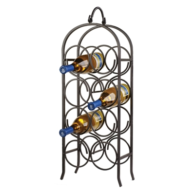 Wine Arch 8 Bottle Wine Rack