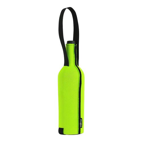 Wine Bottle Slip - Lime