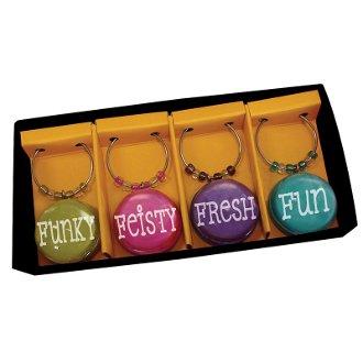 Fun Wine Glass Charms