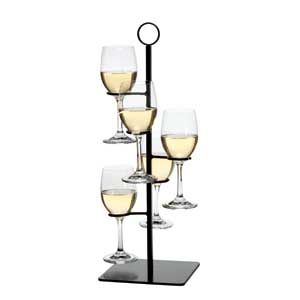 Amelia Flight Stemware Server