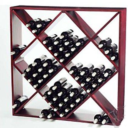 120 Bottle Wine Rack (Mahogany)